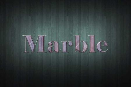 Marble Slabs Text Effect