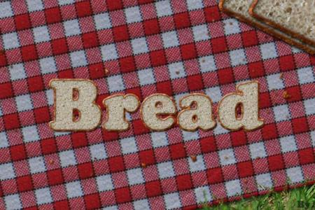 Bread Text Effect Online