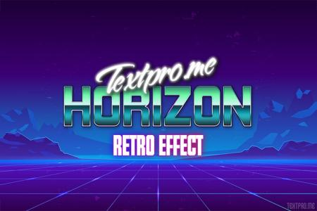 80's Retro Neon Text Effect Online