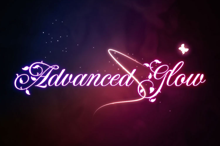 Advanced Glow Text Effect
