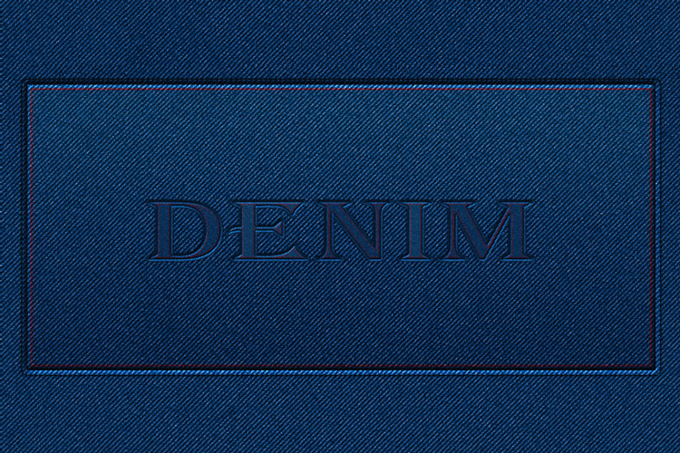 Denim Text Effect Online